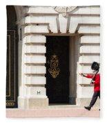 Buckingham Palace Guards Fleece Blanket