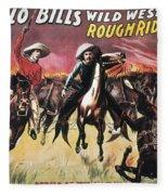 Buffalo Bills Show Fleece Blanket