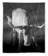 Bull Market Fleece Blanket