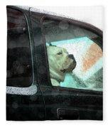 Bummed Fleece Blanket