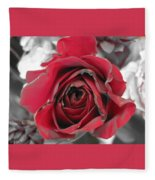 Burning Desire Fleece Blanket