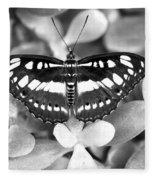 Butterfly Study #0061 Fleece Blanket