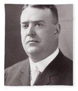 Byron Bancroft Johnson Fleece Blanket