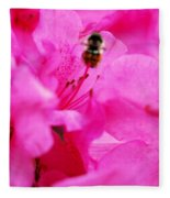 Bzzzz Fleece Blanket