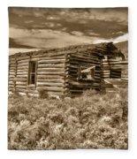 Cabin Fever Fleece Blanket