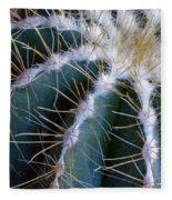 Cactus I Fleece Blanket