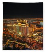Caesars Palace Fleece Blanket