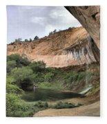 Calf Creek Demon Fleece Blanket
