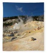 California Thermals Fleece Blanket