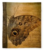 Caligo Fleece Blanket