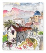 Callosa De Ensarria Fleece Blanket