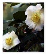 Camellia Nineteen Fleece Blanket