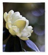 Camellia Seven Fleece Blanket