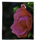 Camellia Twenty-five  Fleece Blanket
