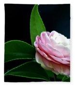 Camellia Twenty-four  Fleece Blanket