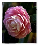 Camellia Twenty-three Fleece Blanket