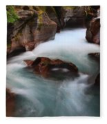 Canyon Creek Fleece Blanket