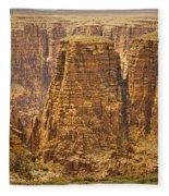 Canyons  Fleece Blanket