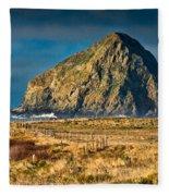 Cape Mendocino Fleece Blanket