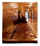 Capital Halls Fleece Blanket