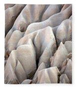 Cappadocia Rocks Fleece Blanket