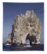 Capri Arch Fleece Blanket