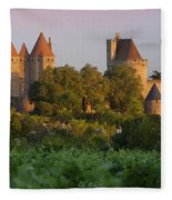 Carcassonne Dawn Fleece Blanket
