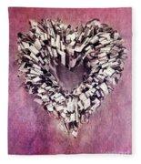 Cardia Fleece Blanket