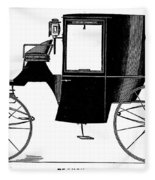Carriage: Brougham Fleece Blanket