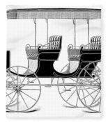 Carriage: Surrey Fleece Blanket