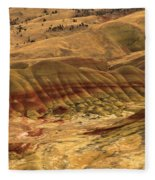 Carroll Rim Painted Hills Fleece Blanket