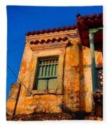 Casa De Las Brujas Fleece Blanket
