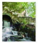 Cascade Falls Fleece Blanket