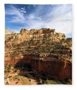 Cassidy Arch Overlook Fleece Blanket