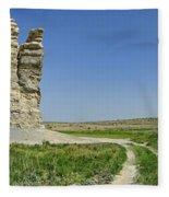 Castle Rock Fleece Blanket