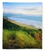 Castlegregory, Dingle Peninsula, Co Fleece Blanket