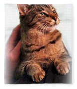 Cat Heaven Fleece Blanket
