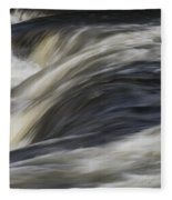 Cataract  Fleece Blanket