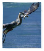 Catch Of The Day Fleece Blanket