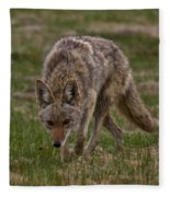 Catching The Scent Fleece Blanket