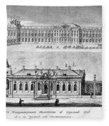 Catherine Palace, 1761 Fleece Blanket