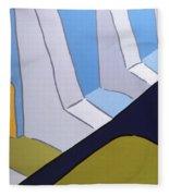 Catwalk Fleece Blanket