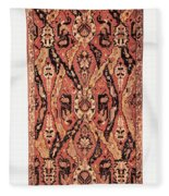 Caucasus: Carpet, C1680 Fleece Blanket