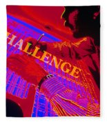 Challenge Fleece Blanket