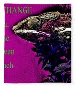 Change Fleece Blanket