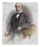 Charles Francis Adams Fleece Blanket
