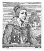 Charles Gibbs (d. 1831) Fleece Blanket