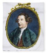 Charles Townshend Fleece Blanket