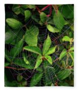 Charlotte's Web Fleece Blanket