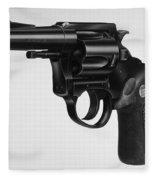 Charter Arms Revolver Fleece Blanket